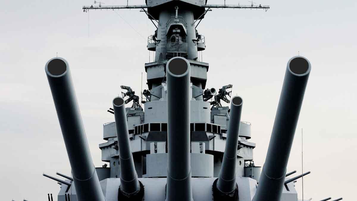 1-Battleship