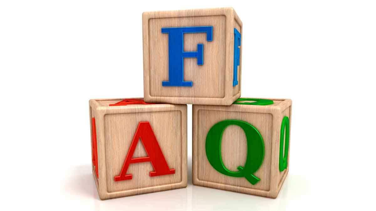 52 FAQs