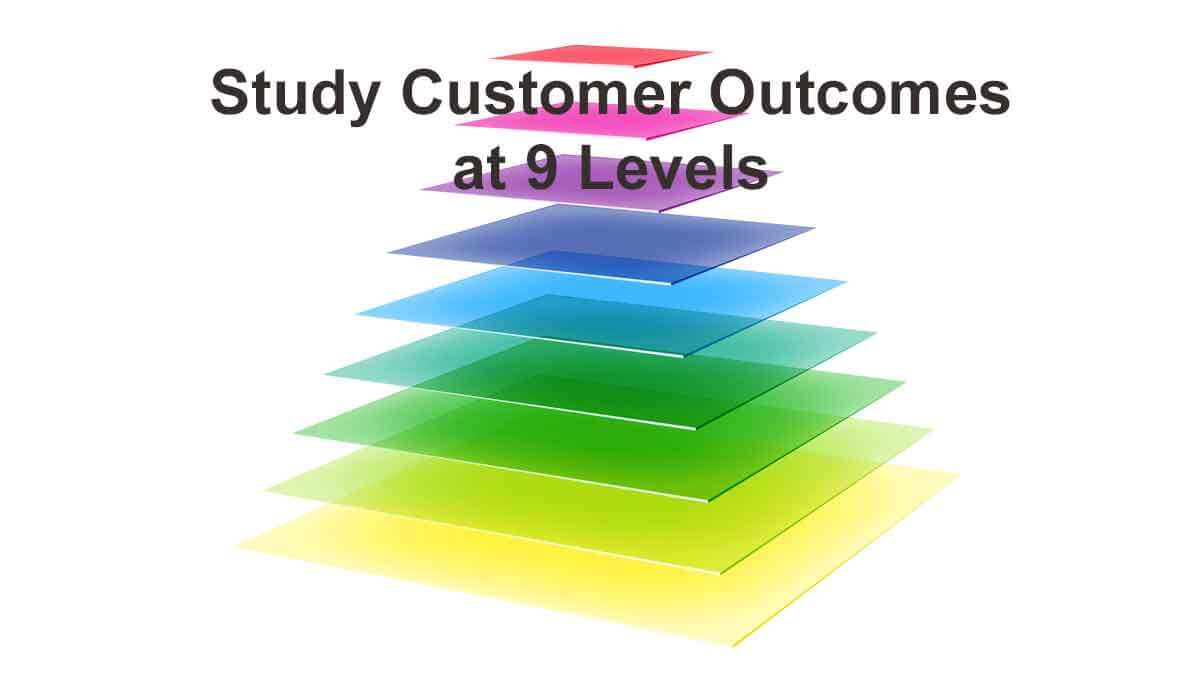 78 Study Customer Outcomes at 9 Levels 1