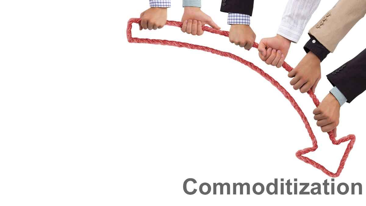 86 Commoditization