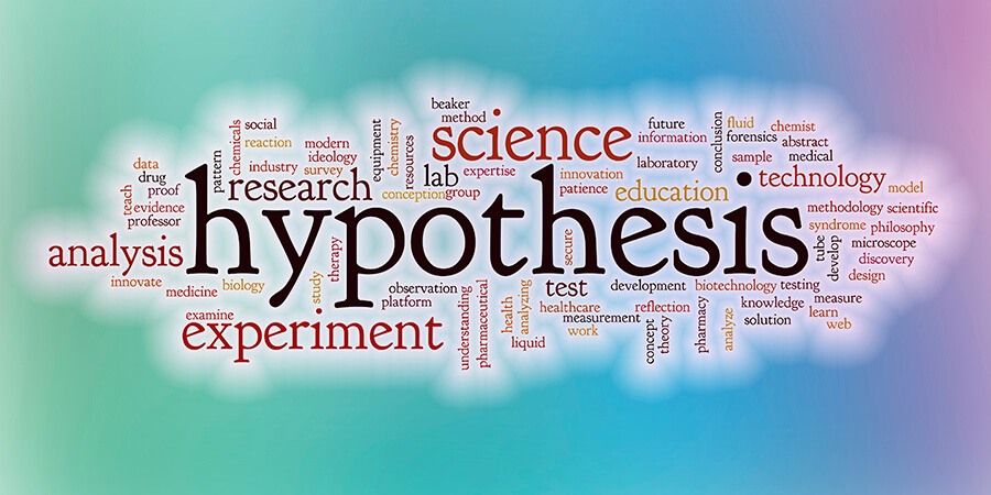 Give Your Hypothesis the Silent Treatment