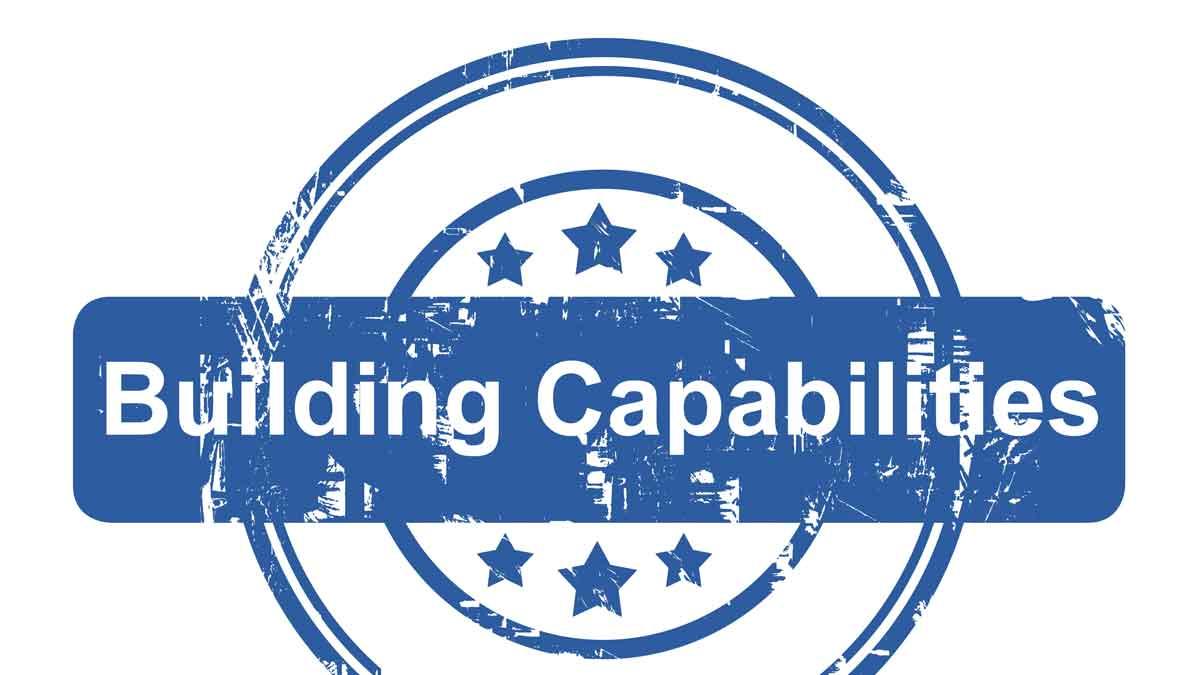 112 Building Capabilities