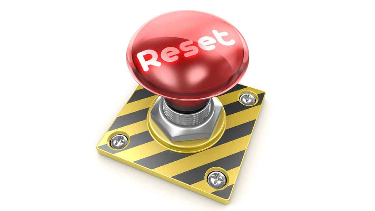 141 Reset Button