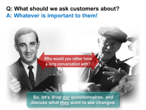 2 Engaging Voice of Customer Interview
