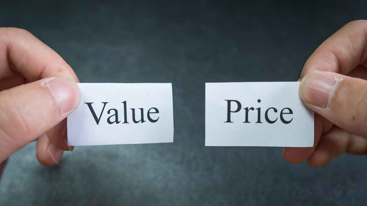 167 Value and Price