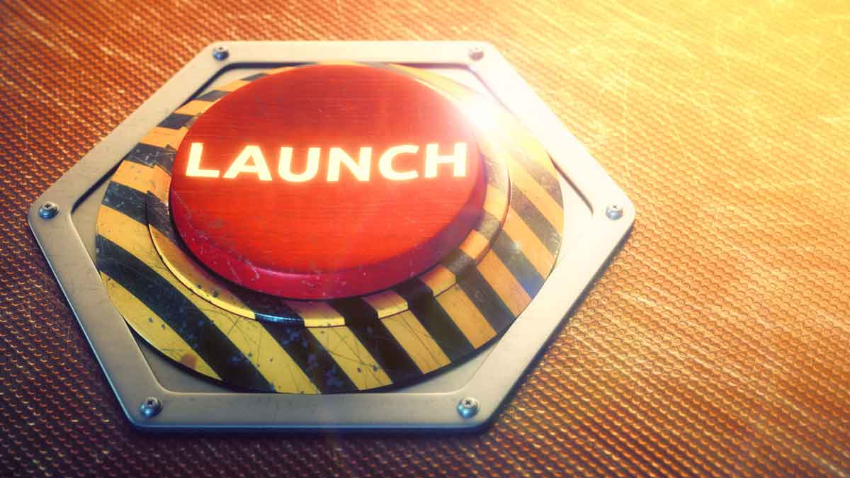 178 Launch Button