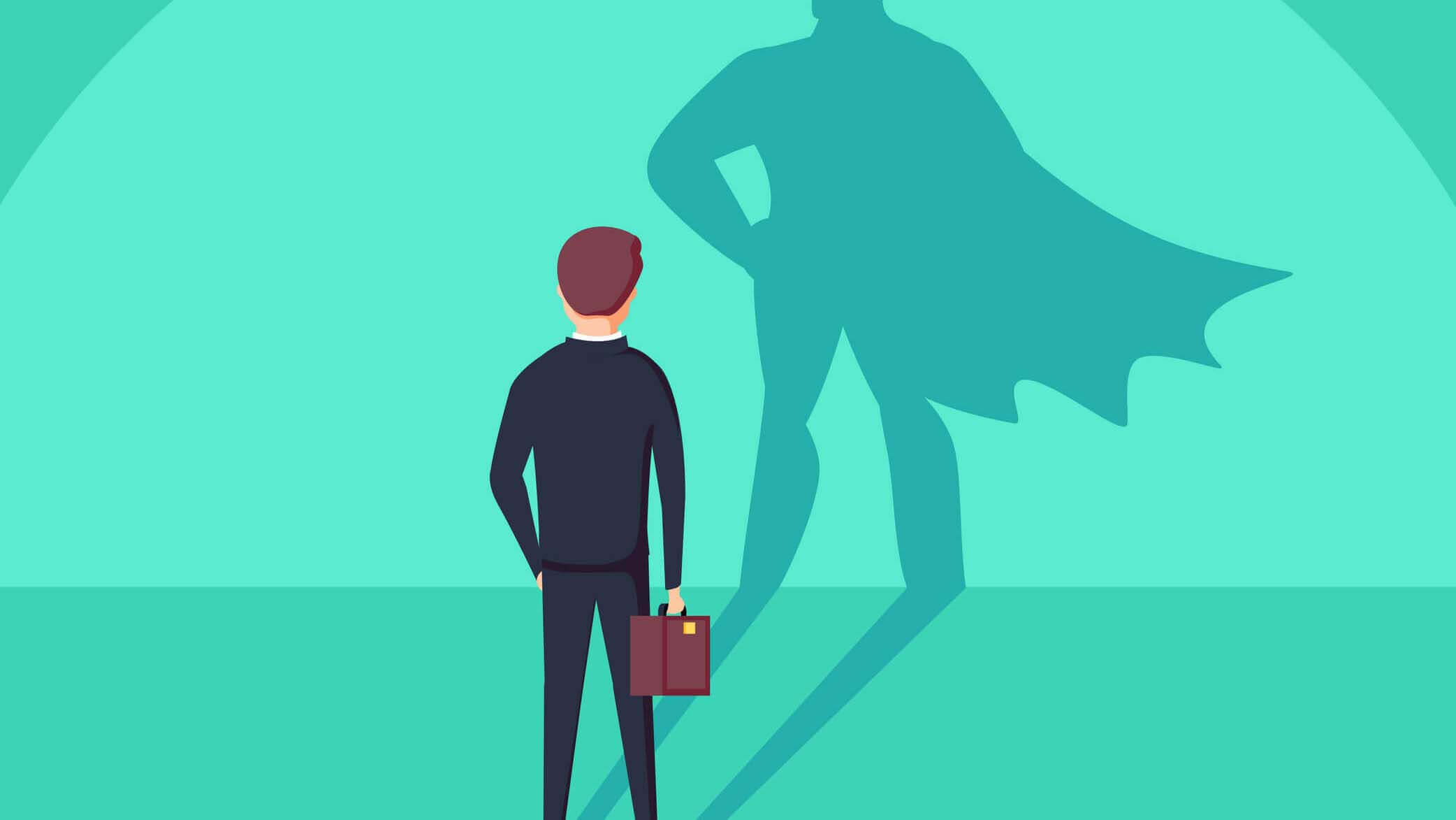 B2B Leaders are Corporate Heroes