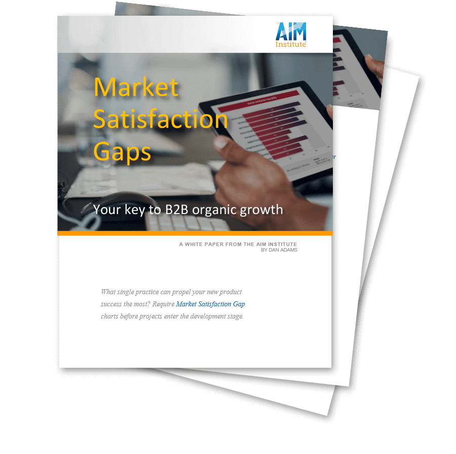 Market Satisfaction Gaps Whitepaper
