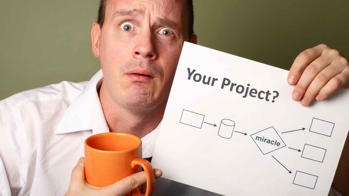 If management doesn't understand your project they wont support it well