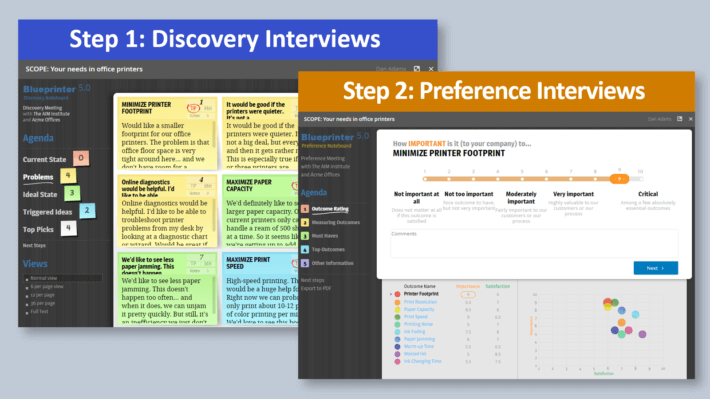 Discovery-and-Preference-interviews