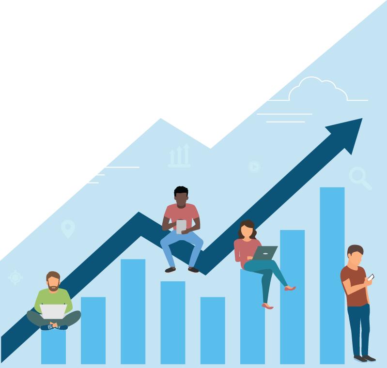 send growth diagnostic participants illustration