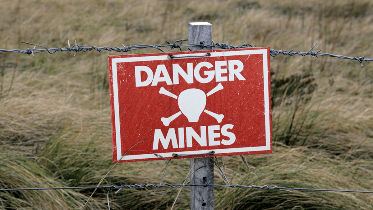284-Landmines