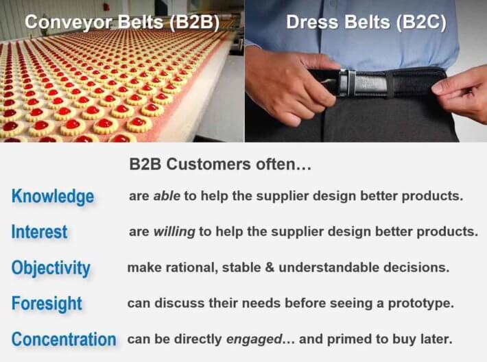 B2B-Conveyor-vs-B2C-Dress-Belts