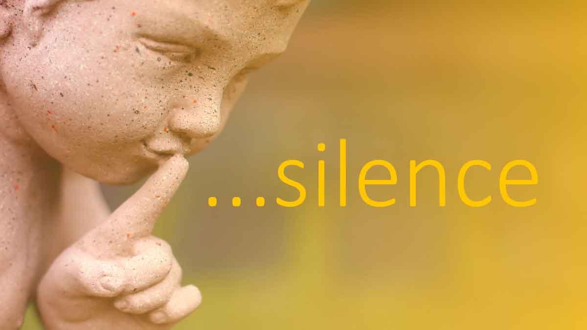 307-Silence