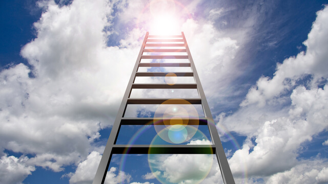 """Ladder up to understand """"Why?"""" Ladder down to understand root causes. By """"laddering"""" up and down, we're gathering critical insights for the voice of the customer. Insights that will be useful when innovating later."""