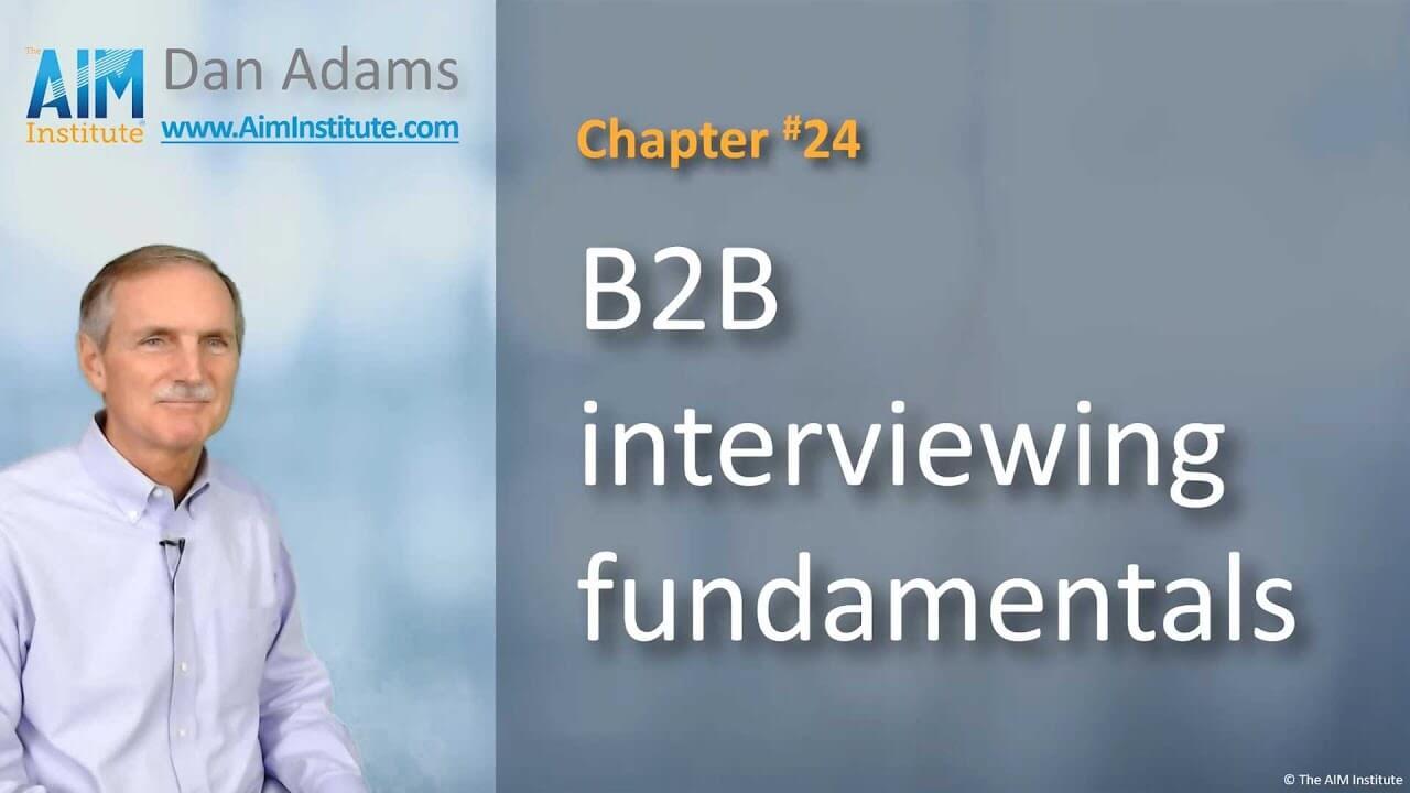 Chapter-24-B2B-Interviewing-fundamentals