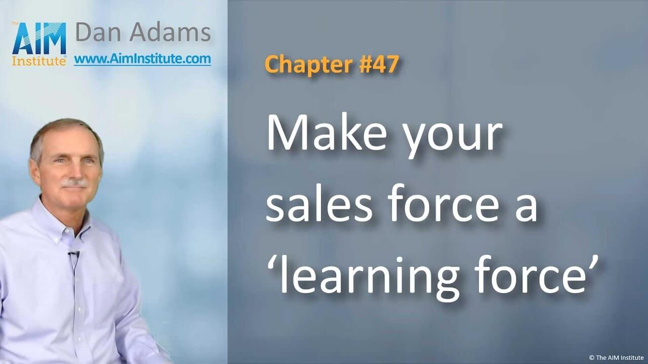 Chapter-47-Make-your-sales-force-a-learning-force